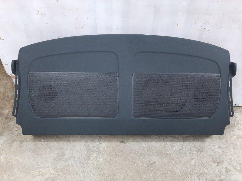Полка багажника Audi A6 4G 2010 задняя (б/у)