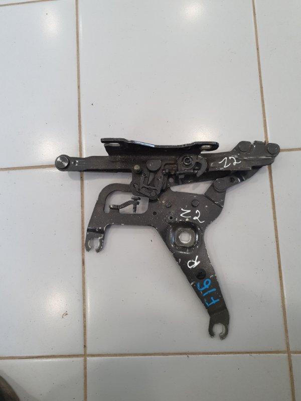 Петля капота Bmw X5 F15 2013 передняя правая (б/у)