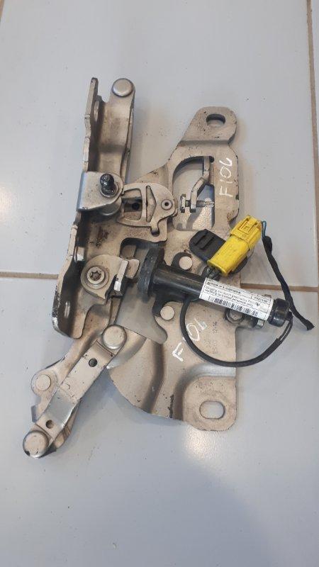 Петля капота Bmw 5-Series F10 2009 передняя левая (б/у)