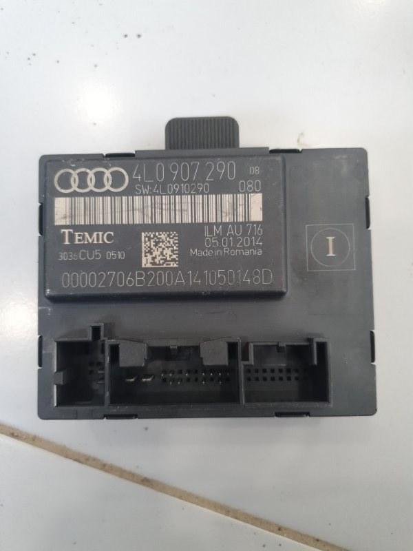 Блок комфорта Audi Q7 4L 2007 задний (б/у)