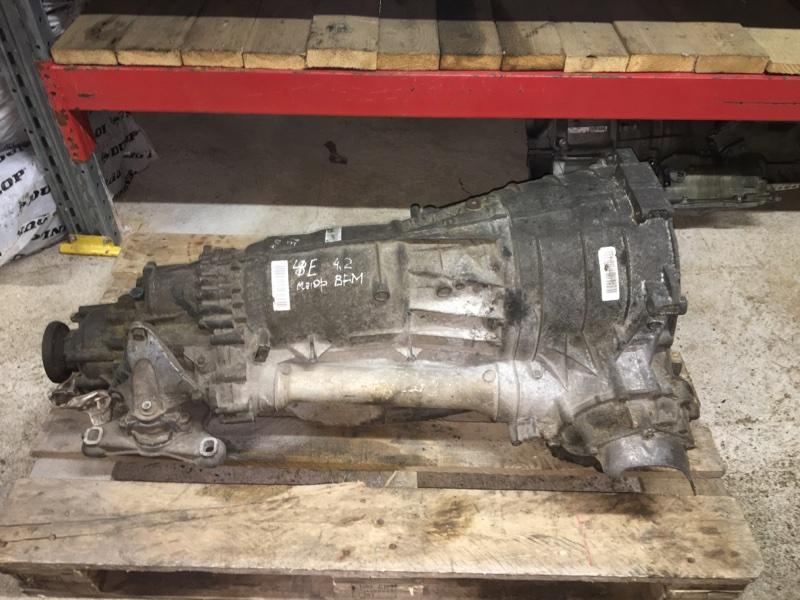 Акпп Audi A8 4E 4.2 FSI 2005 (б/у)