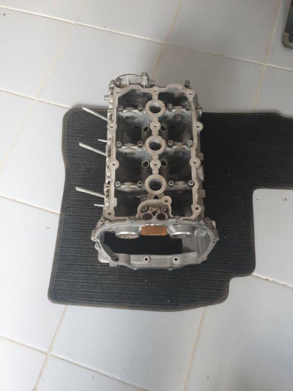 Головка блока цилиндров Audi A6 4G 2015 правая (б/у)