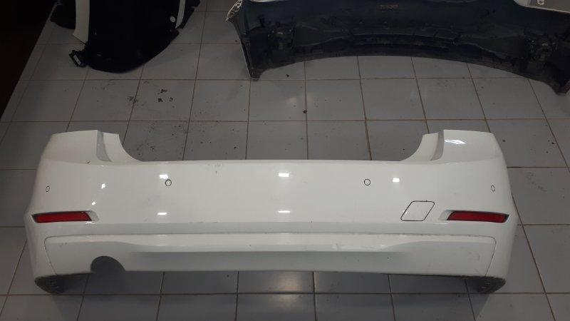 Бампер Bmw 3-Series F30 2.0 N47D20C 2011 задний (б/у)