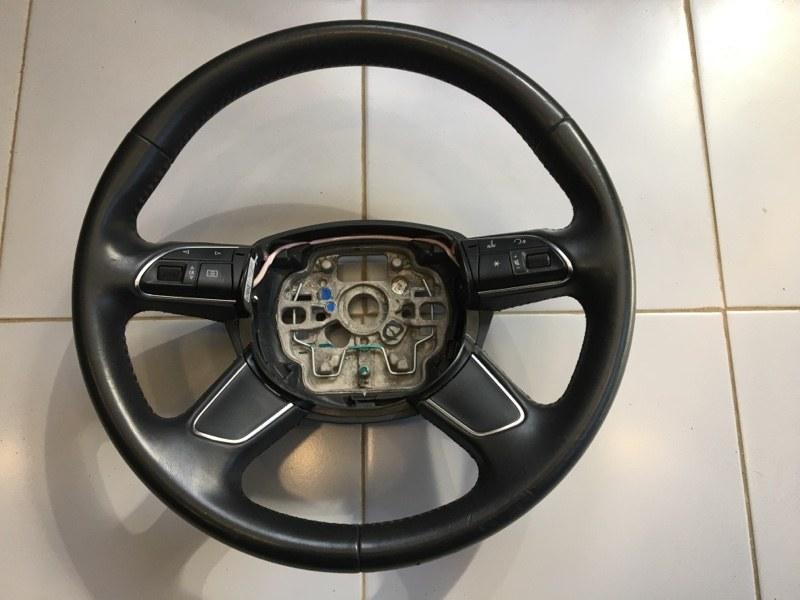 Руль Audi A6 4G 2.0 TDI 2011 (б/у)
