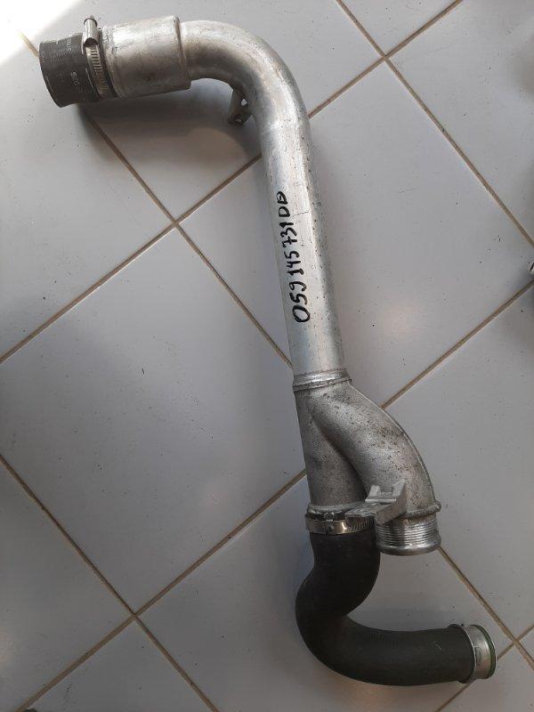 Труба напорной линии Audi Q7 4L 2005 (б/у)