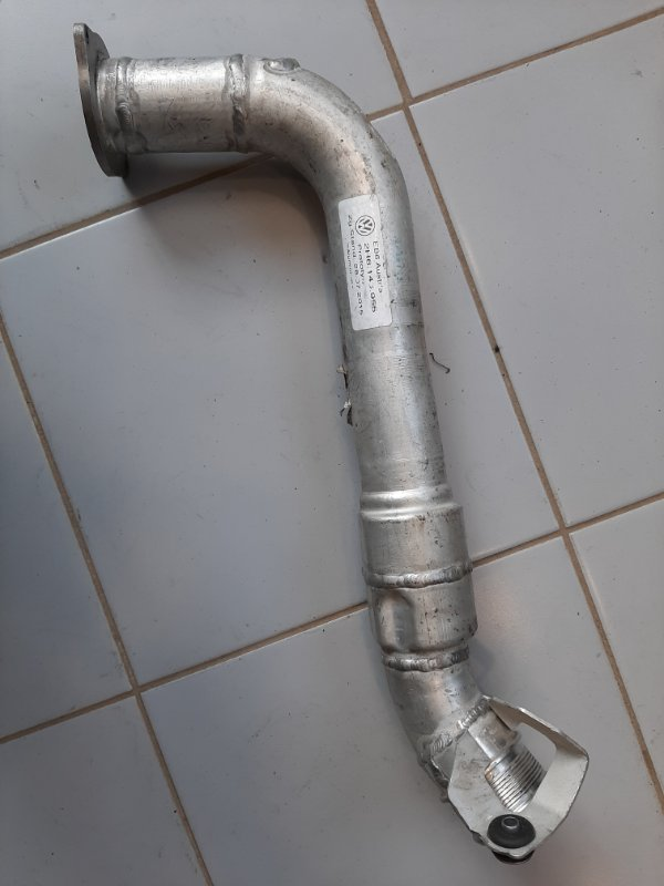 Труба напорной линии Volkswagen Amarok 2H 2010 (б/у)