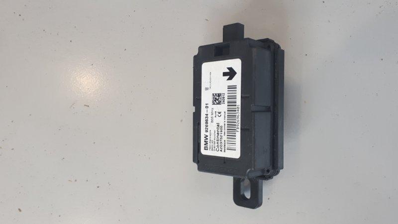 Дистанционное радиоуправление приемника Bmw 3-Series F30 2.0 N47D20C 2011 (б/у)