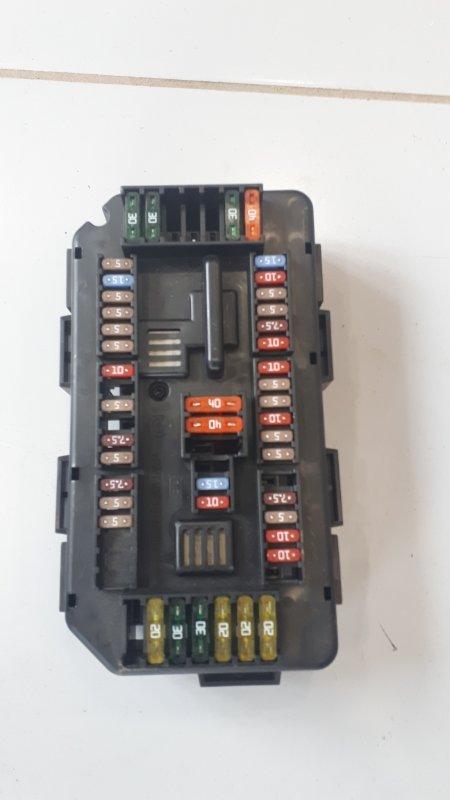 Распределитель тока пд Bmw 3-Series F30 2.0 N47D20C 2011 (б/у)
