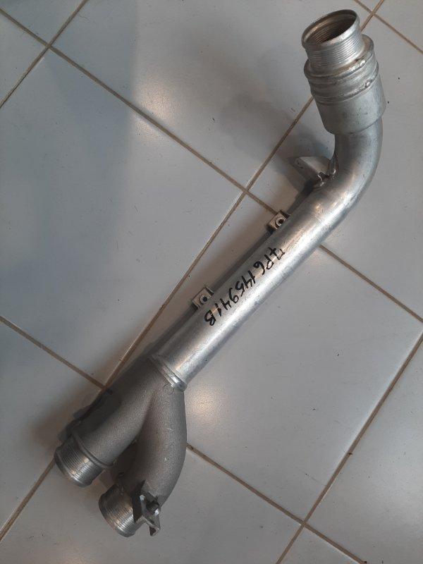 Труба напорной линии Volkswagen Touareg 7P 2010 (б/у)