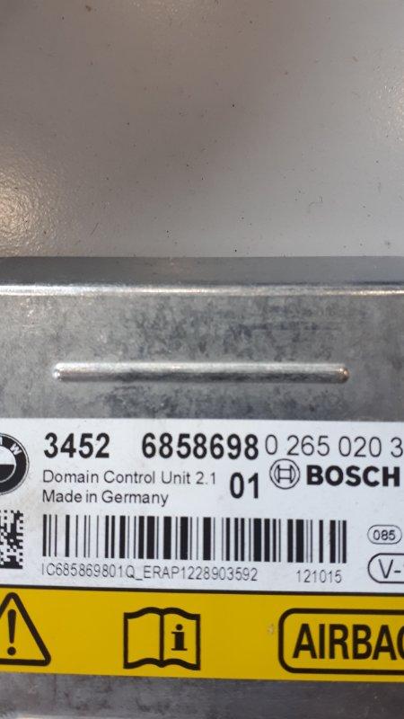 Эбу icm Bmw 3-Series F30 2.0 N47D20C 2011 (б/у)