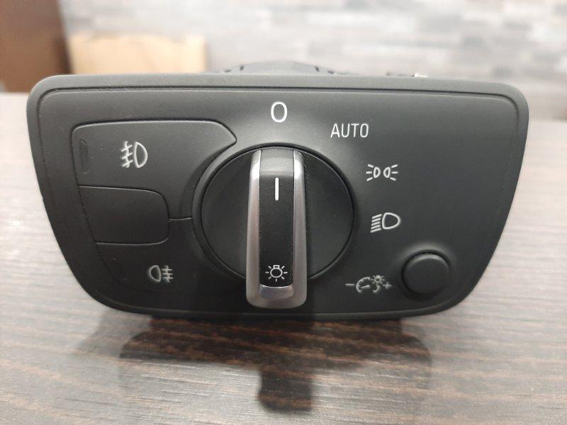 Блок управления светом Audi A6 4G 2010 (б/у)
