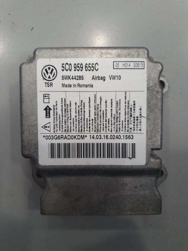 Блок srs Volkswagen Jetta 5C 2011 (б/у)