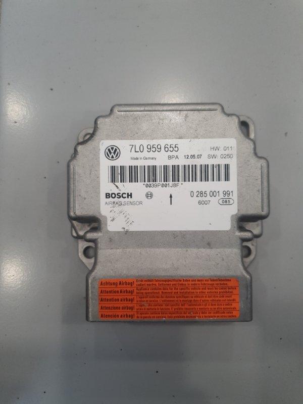 Блок srs Volkswagen Touareg 7L 2003 (б/у)