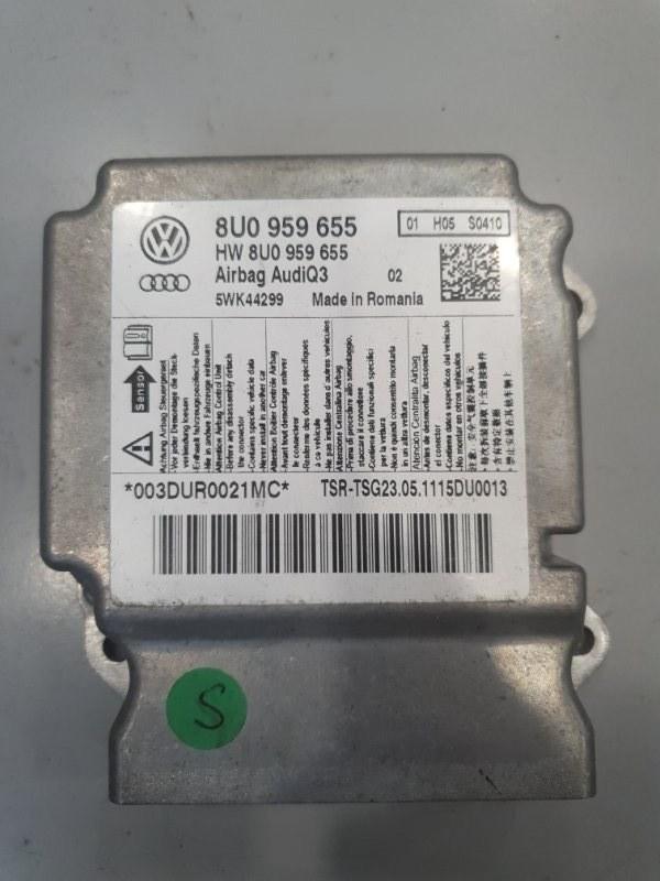 Блок srs Audi Q3 8U 2011 (б/у)
