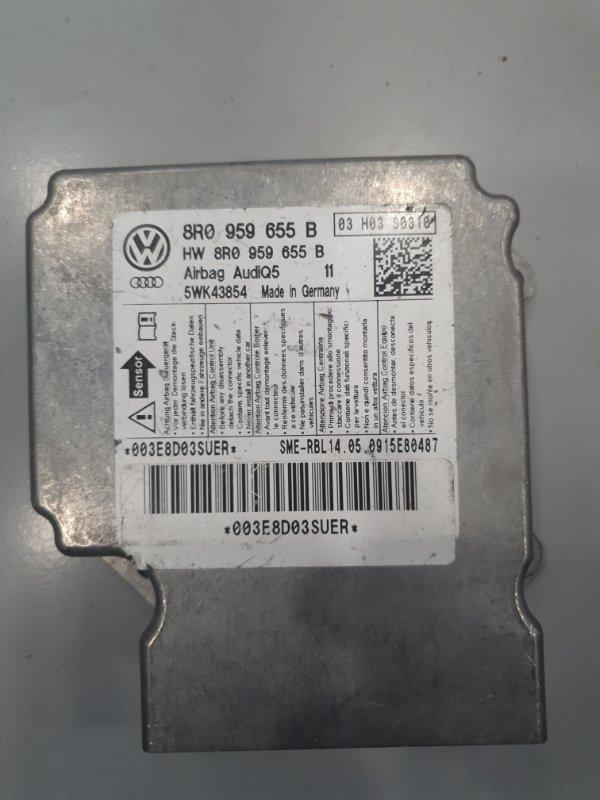 Блок srs Audi Q5 8R 2009 (б/у)