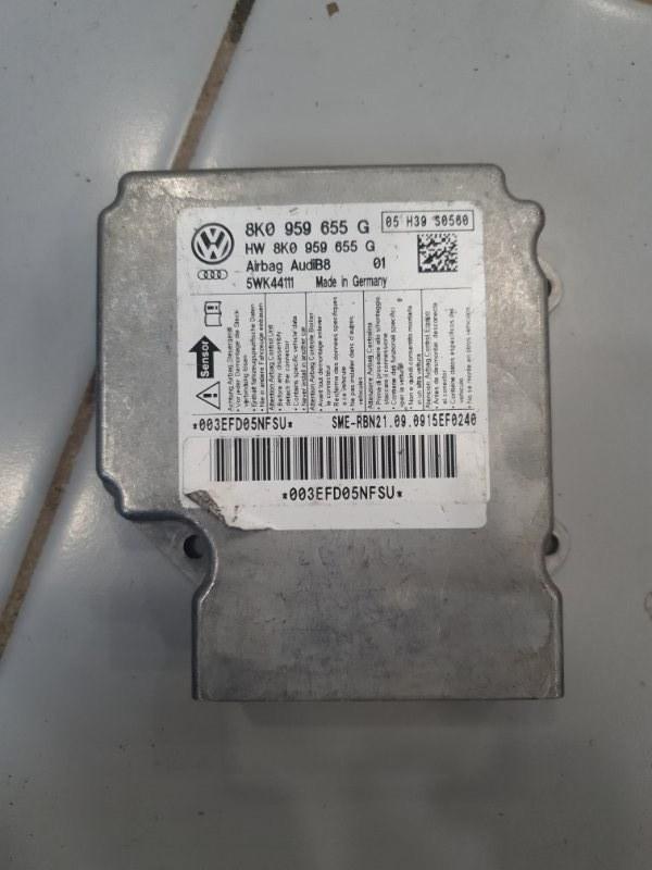 Блок srs Audi A4 8K 2008 (б/у)