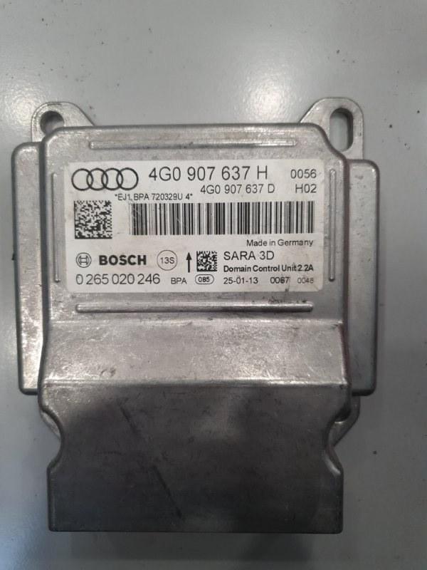 Датчик ускорения Audi A6 4G 2010 (б/у)