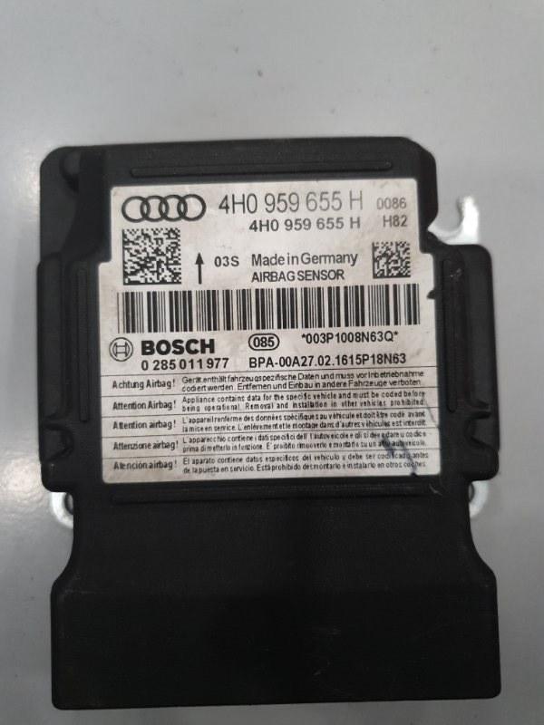 Блок srs Audi A8 4H 2010 (б/у)