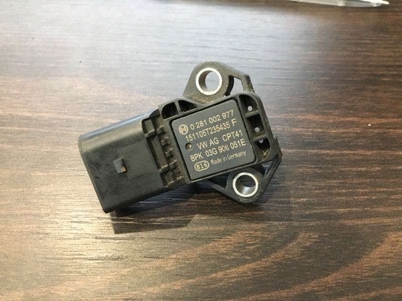 Датчик давления воздуха Audi A6 4G 2011 (б/у)