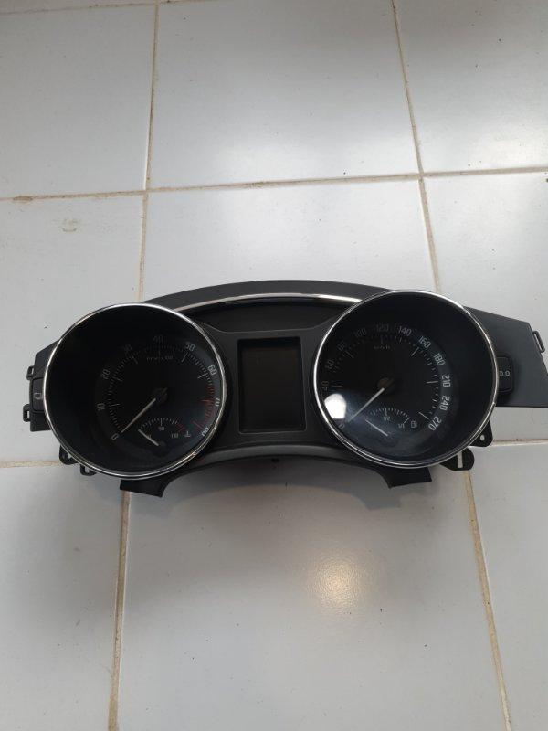 Щиток приборов Skoda Superb 3T 2008 (б/у)