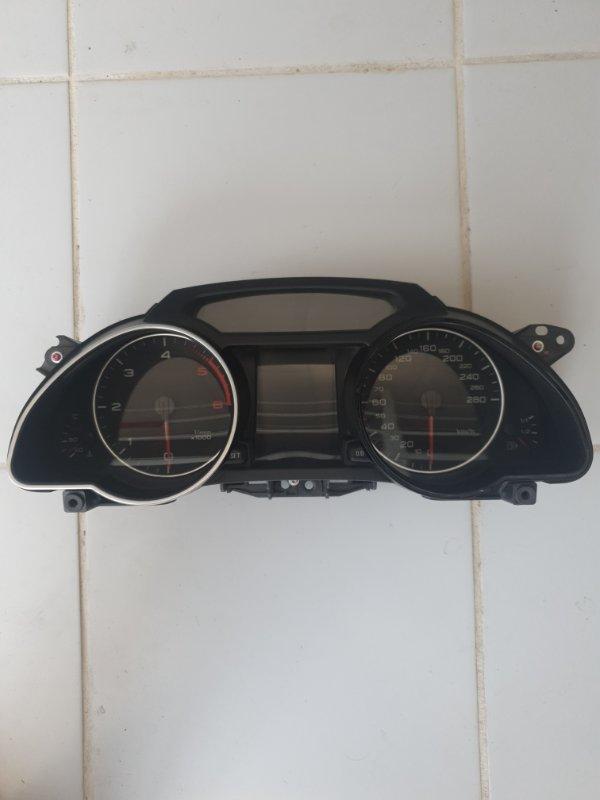 Щиток приборов Audi A5 8T 2007 (б/у)