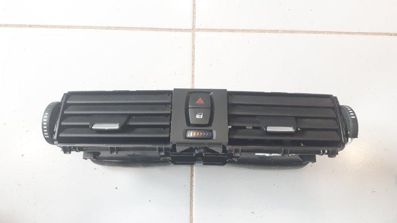 Дефлектор торпеды центральный Bmw 3-Series F30 2.0 N47D20C 2012 (б/у)