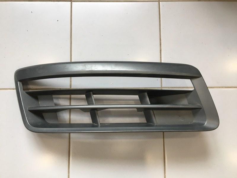 Решетка птф Audi Q7 4L 2010 передняя правая (б/у)