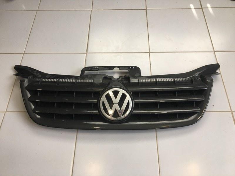 Решетка радиатора Volkswagen Caddy 2K 2004 (б/у)
