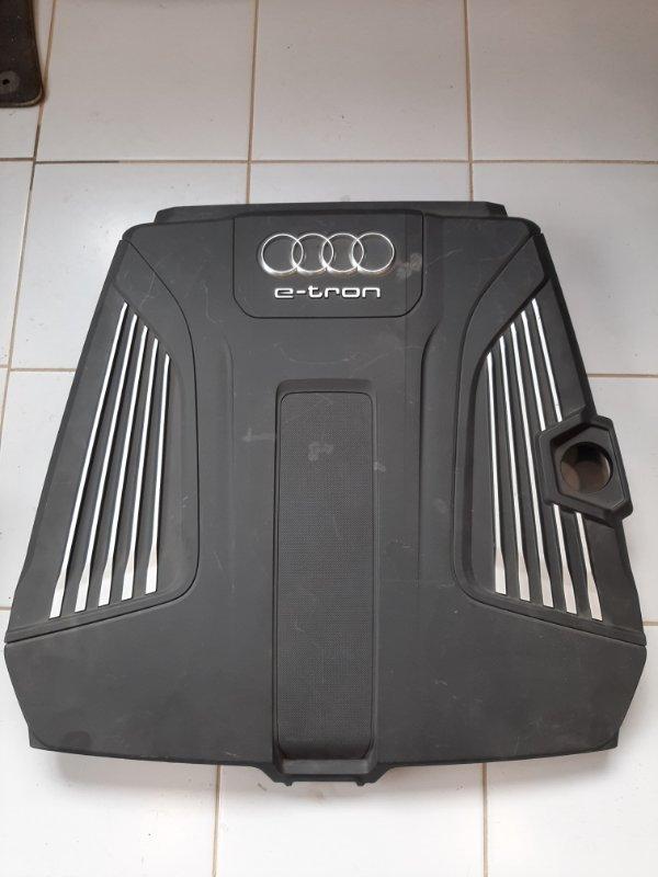 Крышка двс декоративная Audi Q7 4M 2015 (б/у)