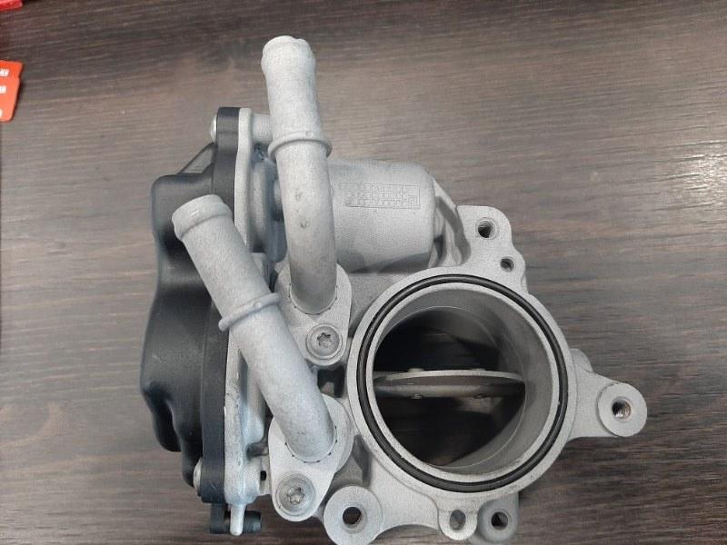 Дроссельная заслонка Volkswagen Tiguan 5N 2012 (б/у)