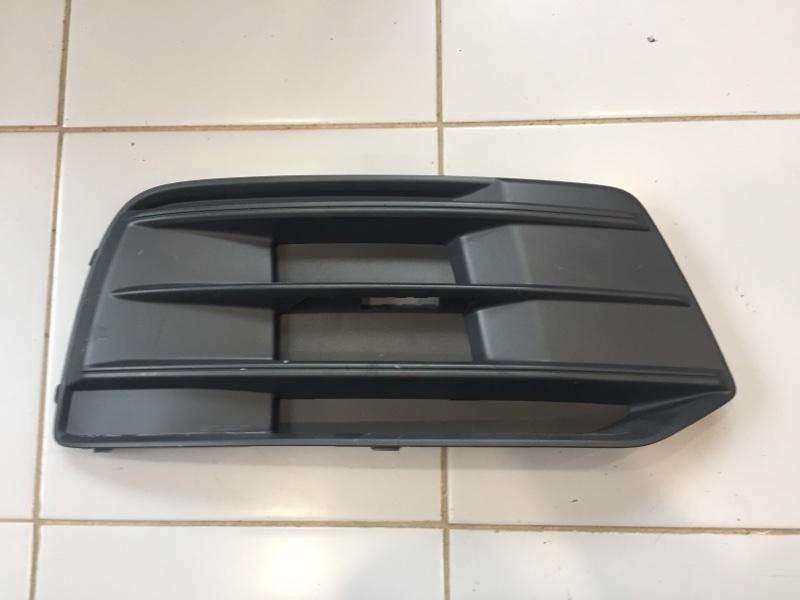 Решетка птф Audi Q5 80A 2017 правая (б/у)