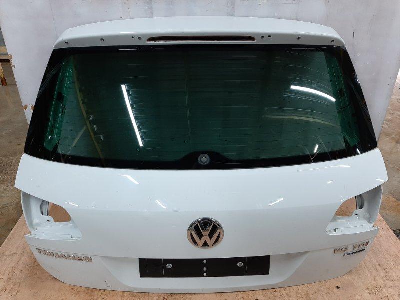 Крышка багажника Volkswagen Touareg 7P 2010 (б/у)