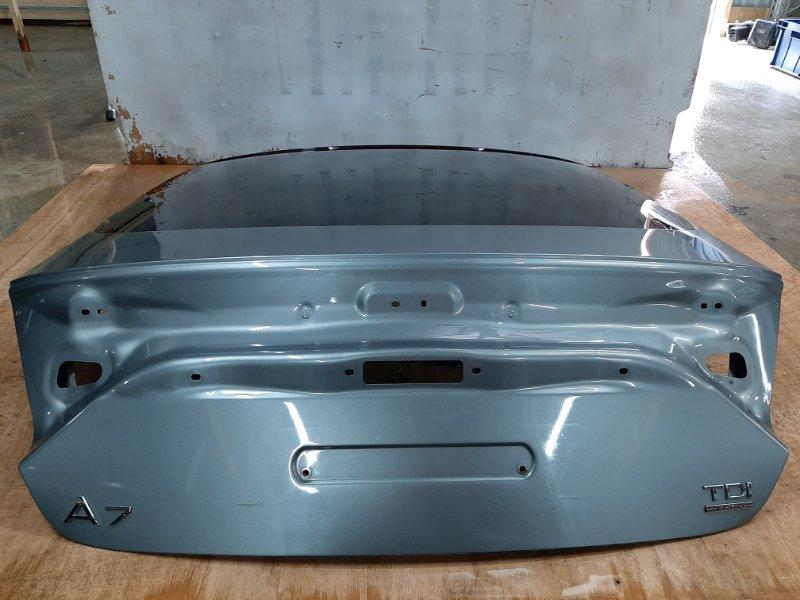 Крышка багажника Audi A7 4G8 2011 (б/у)
