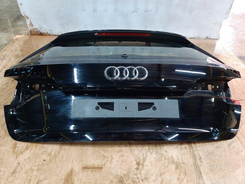 Крышка багажника Audi A4 8W 2015 (б/у)