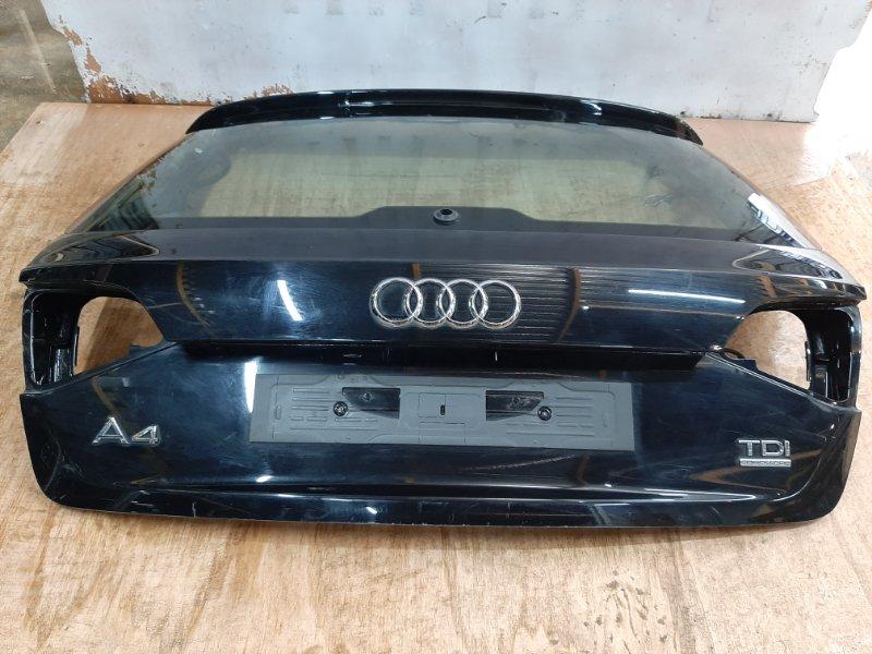 Крышка багажника Audi A4 8K 2008 (б/у)