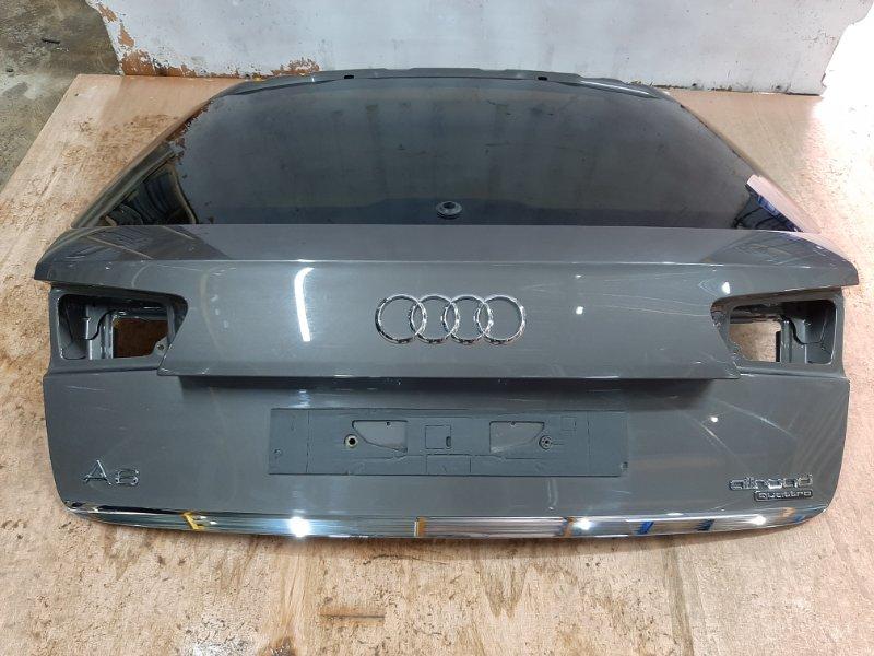 Крышка багажника Audi A6 4G9 2011 (б/у)