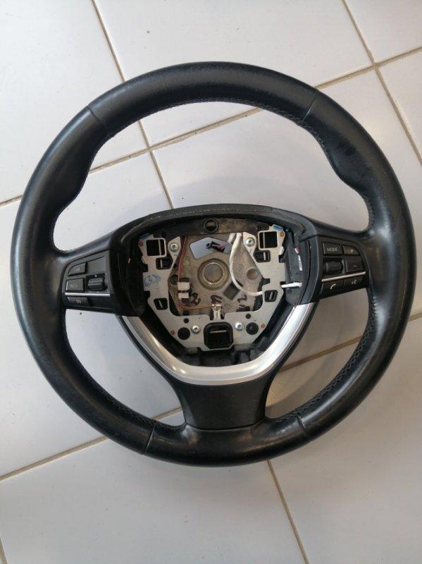 Руль Bmw 5-Series F10 2009 (б/у)