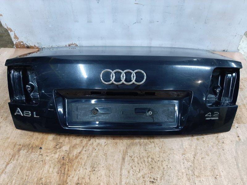Крышка багажника Audi A8 4E 2004 (б/у)