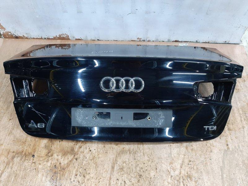 Крышка багажника Audi A6 4G 2011 (б/у)