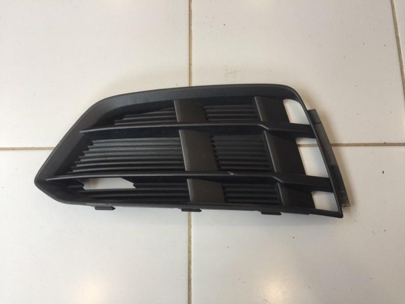 Решетка птф Audi A5 8W6 2016 левая (б/у)