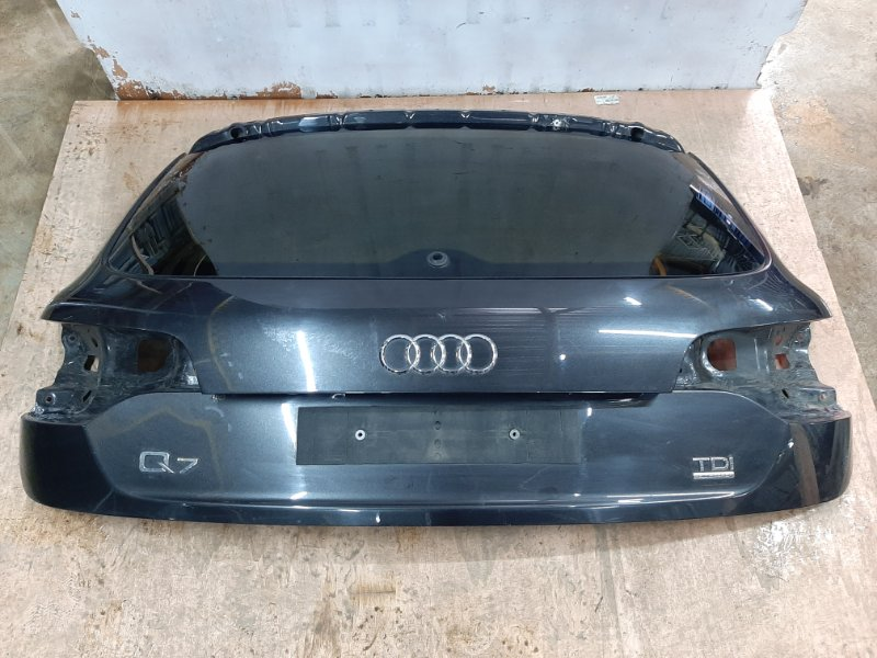Крышка багажника Audi Q7 4L 2010 (б/у)