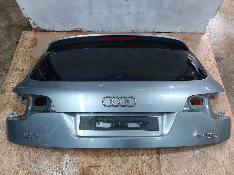 Крышка багажника Audi Q7 4L 2006 (б/у)