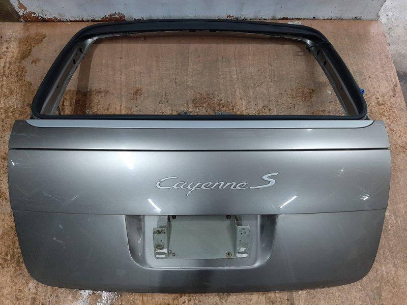 Крышка багажника Porsche Cayenne 955 2003 (б/у)
