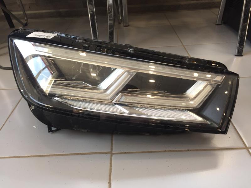 Фара Audi Q5 80A 2017 правая (б/у)