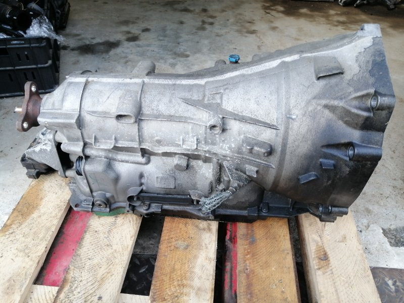 Акпп Bmw 5-Series F10 2009 (б/у)