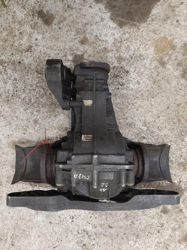 Редуктор Audi A6 4F 2005 задний (б/у)