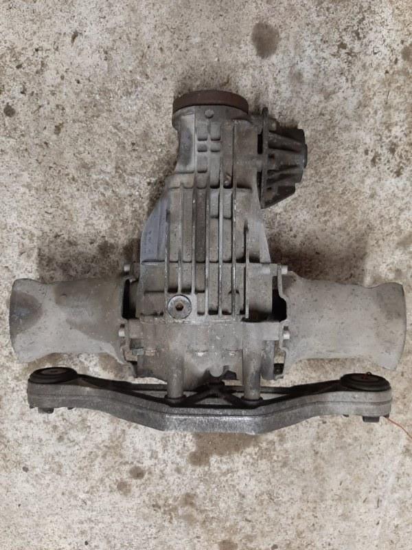 Редуктор Audi A8 4E 2002 задний (б/у)