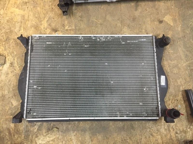 Радиатор охлаждения Audi A6 4F 2.0 TFSI 2005 (б/у)