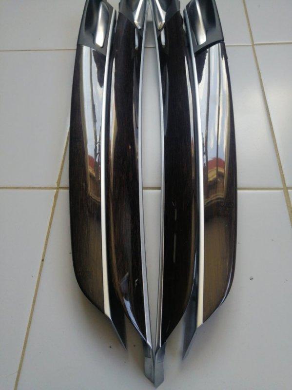 Молдинг двери Bmw X5 E70 2009 (б/у)