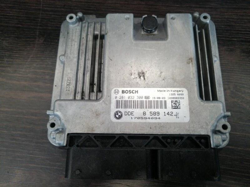 Эбу dde Bmw 5-Series F11 2009 (б/у)